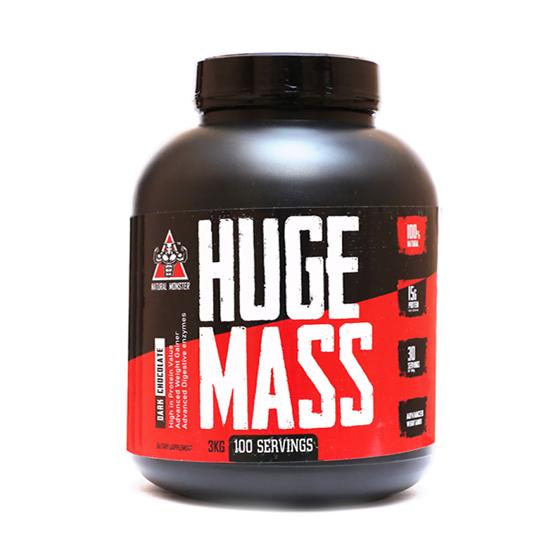 NATURAL MONSTER HUGE MASS - 6.6 Lbs