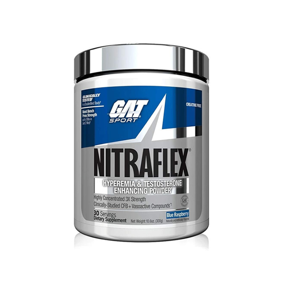 GAT SPORTS NITRAFLEX - 30 Servings