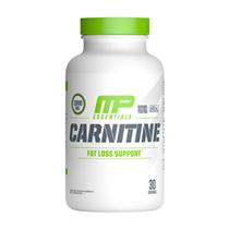 MUSCLE PHARM CARNITINE TAB - 30 Tablets