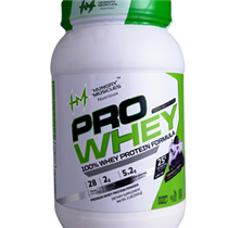HUNGRY MUSCLES NUTRITION PRO-WHEY - 2Lbs