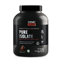 GNC AMP PURE ISOLATE - 4.4 lbs