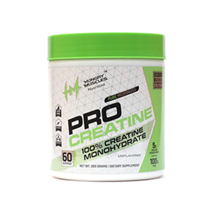 HUNGRU MUSCLES NUTRITION PRO CREATINE - 60 Servings