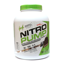 HUNGRY MUSCLES NUTRITION NITRO PUMP - 5Lbs