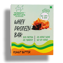 HUNGRY MUSCLES NUTRITION WHEY PROTEIN BARS