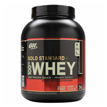 ON (OPTIMUM NUTRITION) GOLD STANDARD 100%WHEY - 5Lbs