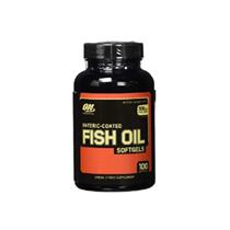 ON (Optimum Nutrition) Fish Oil - 100 Softgels