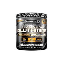 MUSCLETECH PLATINUM 100% GLUTAMINE - 300gm